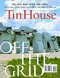 Tin House Spring Issue 2008