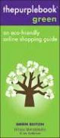 Thepurplebook Green Edition An Eco Friendly Online Shopping Guide