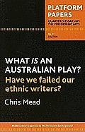 What Is an Australian Play?