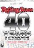 Rolling Stone Magazine 40 Years DVD rom