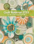 Quilt National 2013 The Best of Contemporary Quilts