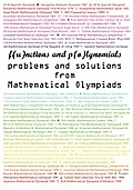 Functions and Polynomials Problems and Solutions from Mathematical Olympiads
