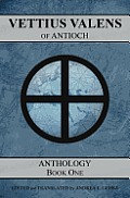 Vettius Valens of Antioch, Anthology, Book One