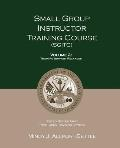 Small Group Instructor Training Course (SGITC): Volume 2: Training Support Packages