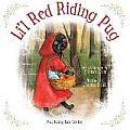 Li'l Red Riding Pug