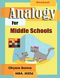 Analogy For Middle Schools: Workbook
