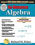 No Nononsense Algebra Part Of The Mastering Essential Math Skills Series