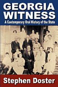 Georgia Witness: A Contemporary Oral History of the State