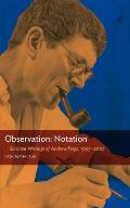 Observation: Notation: Selected Writings of Andrew Forge, 1955-2002