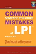 Columbia Common Sentence Structure Mistakes at LPI