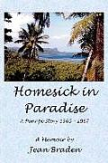 Homesick in Paradise: A Ponape Story - 1965-1967