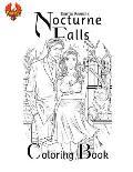 Nocturne Falls Coloring Book