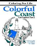 Coloring for Life: Colorful Coast LBI Edition Part 2: The Tour of the Shore Continues
