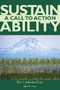 Sustainability A Call to Action Part I: Individual Scale