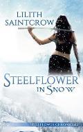 Steelflower in Snow