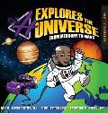 Dr. H Explores the Universe - Limited Edition: Mercury to Mars