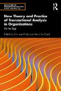 New Theory and Practice of Transactional Analysis in Organizations: On the Edge