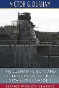 The Submarine Boys and the Middies; or, The Prize Detail at Annapolis (Esprios Classics)