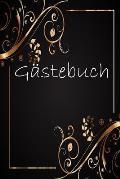 G?stebuch: G?stebuch f?r Hotel, Ferienwohnung / Pension oder Gastronomie / 120 linierte Seiten / A5