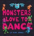 Monsters Love To Dance