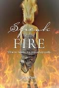 Speak to the Fire, Volume 1: What to Believe in a Messed Up World