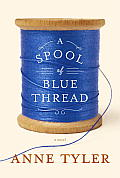 Spool of Blue Thread