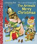 Richard Scarrys the Animals Merry Christmas