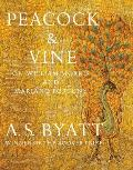 Peacock & Vine On William Morris & Mariano Fortuny