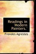Readings in 'Modern Painters.'
