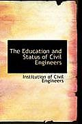 The Education and Status of Civil Engineers