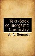 Text-Book of Inorganic Chemistry