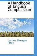 A Handbook of English Composition