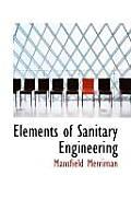 Elements of Sanitary Engineering