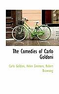 The Comedies of Carlo Goldoni
