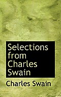 Selections from Charles Swain