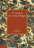 The Work of John Samuel Budgett