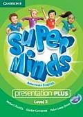 Super Minds American English Level 2 Presentation Plus DVD-ROM