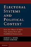 Electoral Systems & Political Context How the Effects of Rules Vary Across New & Established Democracies