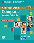 Compact Key for Schools Student's Book Without Answers [With CDROM]