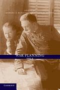 War Planning 1914