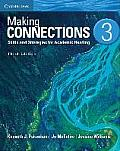 Making Connections Level 3 Students Book Skills & Strategies for Academic Reading