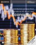 Cambridge International AS and A Level Economics Coursebook [With CDROM]