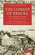 The Comedy of Errors: The Cambridge Dover Wilson Shakespeare
