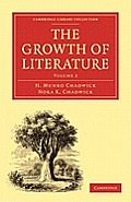 The Growth of Literature, Volume 2