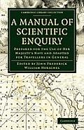 A Manual of Scientific Enquiry