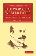 Works of Walter Pater Volume 3