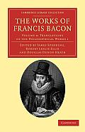 The Works of Francis Bacon - Volume 4