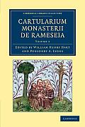 Cartularium Monasterii de Rameseia - Volume 3