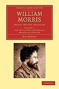 William Morris: Artist, Writer, Socialist