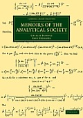 Memoirs of the Analytical Society